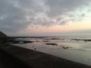 Scarborough morning 1